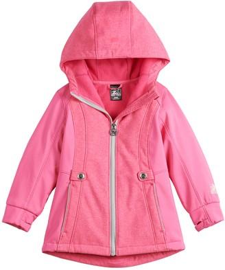 ZeroXposur Girls 4-16 Softshell Jacket