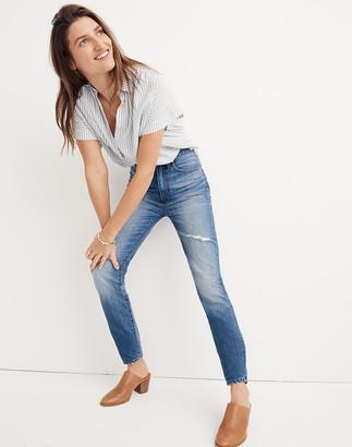 Madewell Petite Rigid High-Rise Skinny Jeans