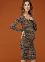 Isabella Oliver Willis Maternity Dress