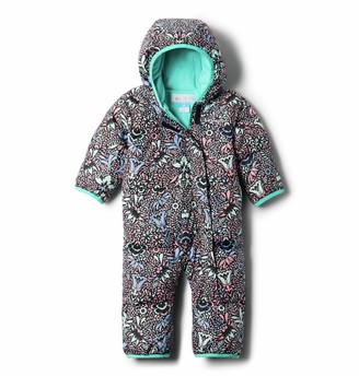 Columbia unisex baby Snuggly Bunny Insulated Water-resistant Bunting Snowsuit