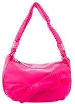Kate Spade Leather-Trimmed Nylon Bag