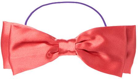 Gymboree Satin Bow Headband