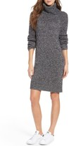 Treasure & Bond Women's Treasure&bond Turtleneck Sweater Dress