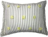 Pehr Designs Nursery Pillow Cover Neutral Grey/Yellow