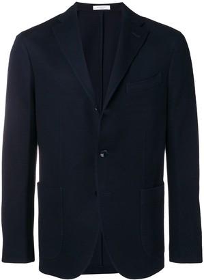 Boglioli Straight Fit Suit Jacket