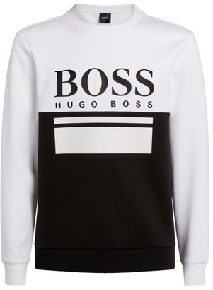 HUGO BOSS Printed Logo Sweatshirt
