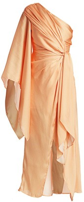 Significant Other Caspian One-Shoulder Dress