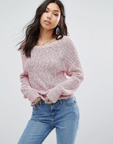 Free People Electric Pull Over Sweater