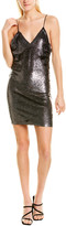 IRO Noret Sequined Mini Dress