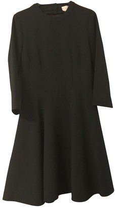 Vicolo Black Dress for Women
