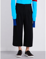 J.w. Anderson Wide-leg Structured Culottes