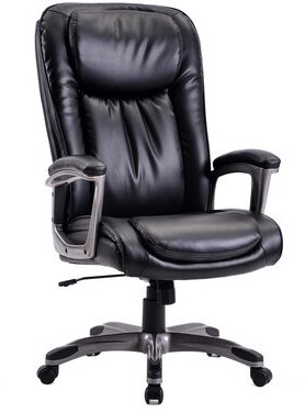 Latitude Run Office Davlat Ergonomic Executive Chair