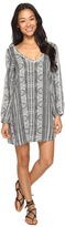Roxy April Morning Long Sleeve Dress