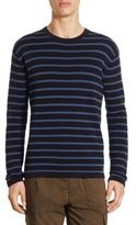 Vince Reverse Tuck Striped tee