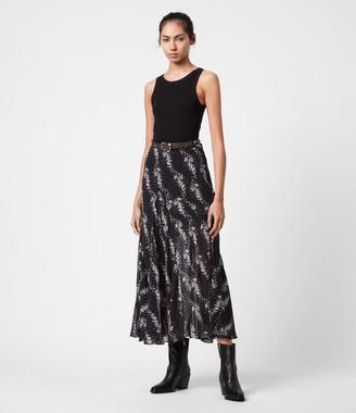 AllSaints Primina Cultivar Skirt