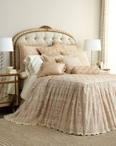 Sweet Dreams King Elizabeth Skirted Coverlet