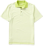 Bobby Jones XH20 Frame Stripe Short-Sleeve Polo Shirt