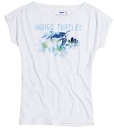 Mavi Jeans Women's Indigo Turtle T-Shirt