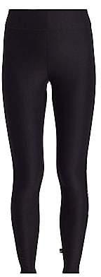 Terez Women's Plaid-Detail Tall-Band Leggings