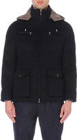 Brunello Cucinelli Hooded cashmere jacket