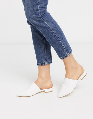 Truffle Collection flat mules