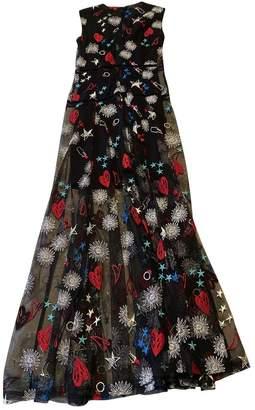 Maje \N Black Lace Dress for Women