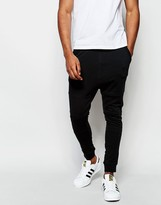 Jack and Jones Drop Crotch Joggers