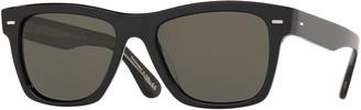 Oliver Peoples Men's Oliver Sun Unisex Acetate Sunglasses