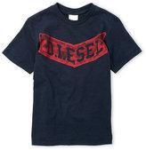 Diesel Boys 8-20) Logo Tee