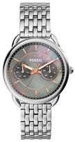 Fossil Tailor Stainless Steel Link Bracelet Watch