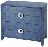 Butler Specialty Company Amelle 4 Drawer Accent Navy Chest - ONE TIME LISTING