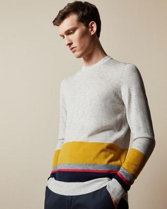 Ted Baker HOST Wool striped jumper
