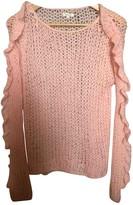 Manoush Pink Wool Knitwear