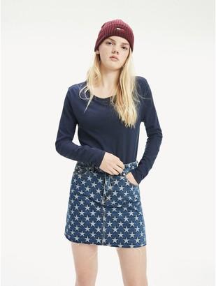 Tommy Hilfiger Soft Jersey Long Sleeve T-Shirt
