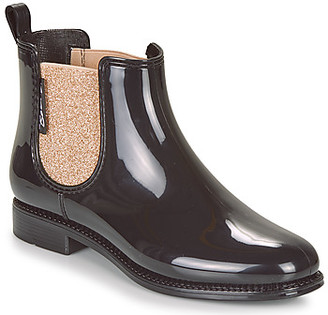 BeOnly Be Only NASHVILLE women's Wellington Boots in Black