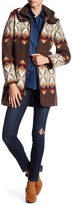 Pendleton Santa Fe Wool Blend Coat