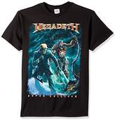 FEA Men's Megadeth Vic Canister T-Shirt