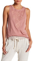 Billabong Big Deal Embroidered Tank