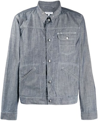 Engineered Garments Long-Sleeve Denim Shirt