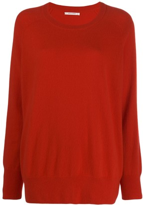Chinti and Parker Loose Fit Cashmere Jumper