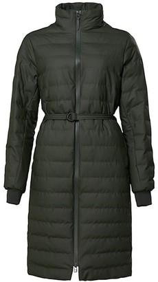 Rains Trekker W Insulated Longline Coat