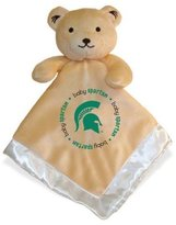 Baby Fanatic Security Bear Blanket, Michigan State University by