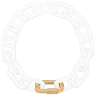 Off-White Acetate necklace