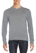 Saks Fifth Avenue Cashmere V-Neck Sweater