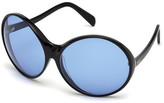 Emilio Pucci Women's Plastic Sunglasses