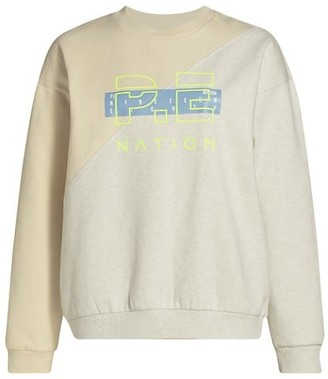 P.E Nation First Position Sweatshirt