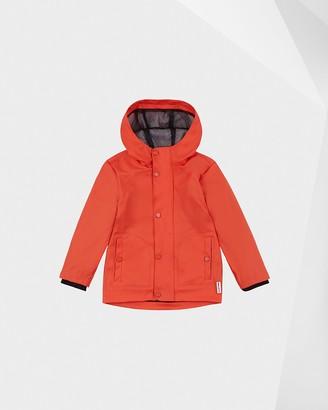 Hunter Original Little Kids Lightweight Waterproof Jacket