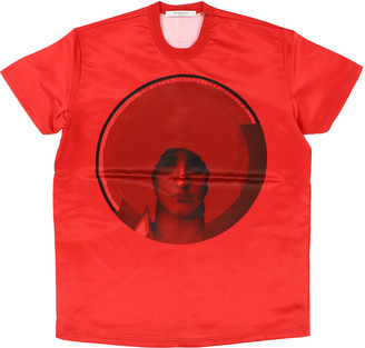 Givenchy Red Polyester Tops