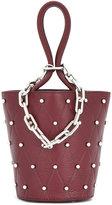Alexander Wang mini Roxy bucket tote - women - Leather/metal - One Size
