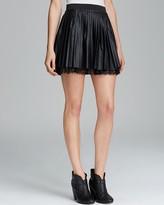 GUESS Mini Skirt - Pleated